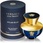 Versace Dylan Blue Pour Femme eau de parfum pentru femei 100 ml