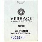 Versace Bright Crystal toaletná voda tester pre ženy 90 ml