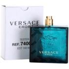 Versace Eros eau de toilette teszter férfiaknak 100 ml