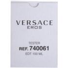 Versace Eros woda toaletowa tester dla mężczyzn 100 ml