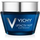 Vichy Liftactiv Supreme crème de nuit raffermissante anti-rides effet lifting