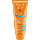 Vichy Idéal Soleil Capital Protective Face and Body Lotion for Kids SPF50