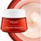 Vichy Liftactiv Collagen Specialist cremă pentru întinerire cu efect de lifting antirid