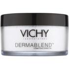 Vichy Dermablend Átlátszó rögzítő por