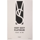 Victoria's Secret Very Sexy Platinum Eau de Cologne for Men 100 ml