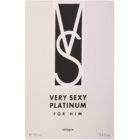 Victoria's Secret Very Sexy Platinum Eau de Cologne für Herren 100 ml