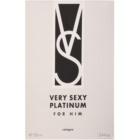 Victoria's Secret Very Sexy Platinum eau de cologne pentru bărbați 100 ml