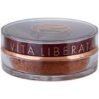Vita Liberata Trystal Minerals pudra  bronzanta cu pensula