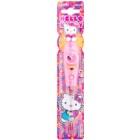 VitalCare Hello Kitty Kinderzahnbürste mit blinkender Schaltuhr