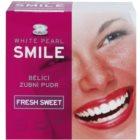 White Pearl Smile Puder für weißere Zähne