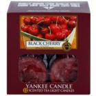 Yankee Candle Black Cherry čajová svíčka 12 x 9,8 g