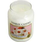 Yankee Candle Strawberry Buttercream vonná sviečka 623 g Classic veľká