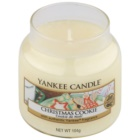 Yankee Candle Christmas Cookie bougie parfumée 104 g Classic petite