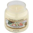 Yankee Candle Christmas Cookie dišeča sveča  104 g Classic majhna