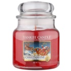 Yankee Candle Christmas Eve Scented Candle 411 g Classic Medium