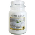 Yankee Candle Fluffy Towels lumanari parfumate  623 g Clasic mare