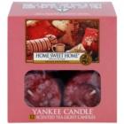 Yankee Candle Home Sweet Home čajová svíčka 12 x 9,8 g