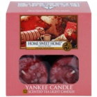Yankee Candle Home Sweet Home świeczka typu tealight 12 x 9,8 g