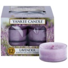 Yankee Candle Lavender Tealight Candle 12 x 9,8 g
