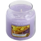 Yankee Candle Lemon Lavender Scented Candle 411 g Classic Medium