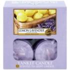 Yankee Candle Lemon Lavender teamécses 12 x 9,8 g