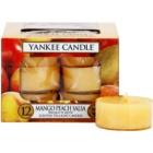Yankee Candle Mango Peach Salsa candela scaldavivande 12 x 9,8 g