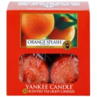 Yankee Candle Orange Splash teamécses 12 x 9,8 g