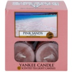 Yankee Candle Pink Sands lumânare 12 x 9,8 g