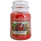 Yankee Candle Red Raspberry illatos gyertya  623 g Classic nagy méret
