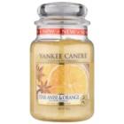 Yankee Candle Star Anise & Orange ароматна свещ  623 гр. Classic голяма