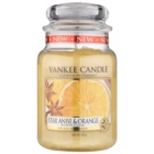 Yankee Candle Star Anise & Orange lumanari parfumate  623 g Clasic mare