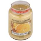 Yankee Candle Star Anise & Orange vela perfumado 623 g Classic grande