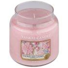 Yankee Candle Snowflake Cookie illatos gyertya  411 g Classic közepes méret