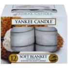Yankee Candle Soft Blanket Teelicht 12 x 9,8 g