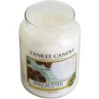 Yankee Candle Shea Butter świeczka zapachowa  623 g Classic duża