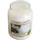 Yankee Candle Shea Butter vonná svíčka 623 g Classic velká