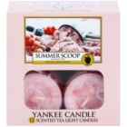Yankee Candle Summer Scoop čajna svijeća 12 x 9,8 g