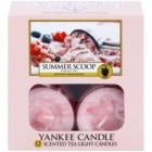 Yankee Candle Summer Scoop čajová svíčka 12 x 9,8 g