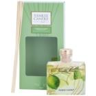 Yankee Candle Vanilla Lime aroma diffúzor töltelékkel 88 ml Signature
