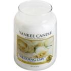 Yankee Candle Wedding Day vonná sviečka 623 g Classic veľká