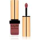 Yves Saint Laurent Baby Doll Kiss & Blush Lipstick For Lip And Cheek with Matte Effect