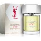 Yves Saint Laurent L'Homme Sport Eau de Toilette para homens 100 ml