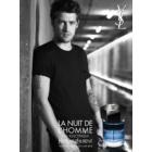 Yves Saint Laurent La Nuit de L'Homme Eau Électrique eau de toilette pentru barbati 100 ml
