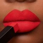 Yves Saint Laurent Rouge Pur Couture The Slim тонка матуюча помада з ефектом шкіри