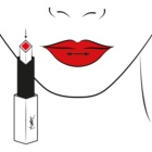 Yves Saint Laurent Rouge Pur Couture The Slim cienka matująca szminka z zamszowym wykończeniem