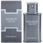 Yves Saint Laurent Kouros Silver Eau de Toilette para homens 100 ml