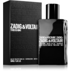 Zadig & Voltaire This Is Him! eau de toilette pentru barbati 50 ml