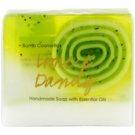Bomb Cosmetics Lime & Dandy glycerinové mýdlo