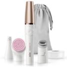 Braun FaceSpa Pro 913 systém 3 v 1 pro epilaci obličeje, revitalizaci a tonizaci pleti
