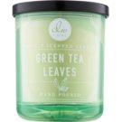 DW Home Green Tea Leaves vonná svíčka